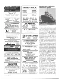 Maritime Reporter Magazine, page 47,  Nov 1973 Massachusetts