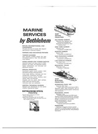 Maritime Reporter Magazine, page 3rd Cover,  Nov 1973 California