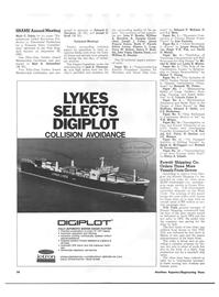 Maritime Reporter Magazine, page 12,  Dec 15, 1973