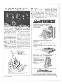 Maritime Reporter Magazine, page 17,  Dec 15, 1973
