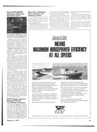 Maritime Reporter Magazine, page 33,  Dec 15, 1973