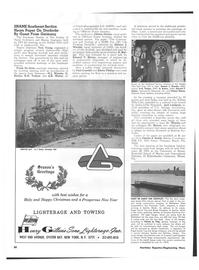 Maritime Reporter Magazine, page 36,  Dec 15, 1973