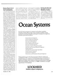 Maritime Reporter Magazine, page 41,  Dec 15, 1973