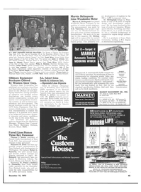 Maritime Reporter Magazine, page 45,  Dec 15, 1973 Maryland