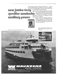 Maritime Reporter Magazine, page 3rd Cover,  Dec 15, 1973