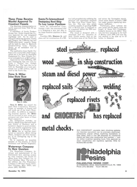 Maritime Reporter Magazine, page 7,  Dec 15, 1973 Michigan