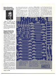 Maritime Reporter Magazine, page 9,  Jan 15, 1974