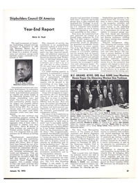 Maritime Reporter Magazine, page 25,  Jan 15, 1974 Alaska