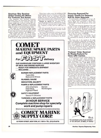 Maritime Reporter Magazine, page 28,  Jan 15, 1974 Supply Vessels For