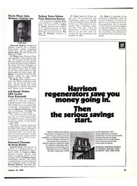 Maritime Reporter Magazine, page 33,  Jan 15, 1974