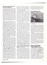 Maritime Reporter Magazine, page 35,  Jan 15, 1974 Charles H. Wilson