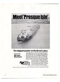 Maritime Reporter Magazine, page 4,  Jan 15, 1974 British Columbia