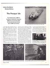 Maritime Reporter Magazine, page 5,  Jan 15, 1974 Indiana