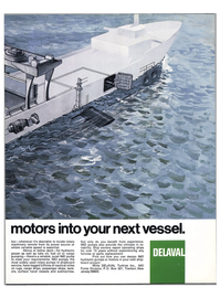 Maritime Reporter Magazine, page 16,  Feb 1974 lube oil