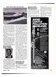 Maritime Reporter Magazine, page 26,  Feb 1974