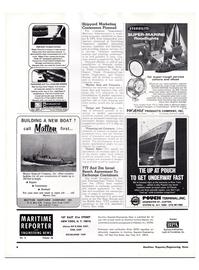 Maritime Reporter Magazine, page 2,  Feb 1974