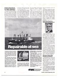 Maritime Reporter Magazine, page 4,  Feb 1974