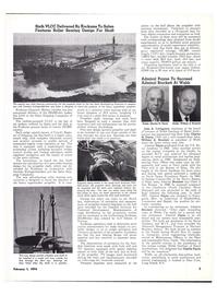 Maritime Reporter Magazine, page 5,  Feb 1974