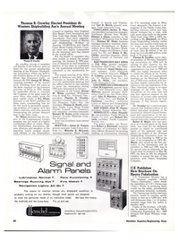 Maritime Reporter Magazine, page 21,  Feb 15, 1974 Connecticut