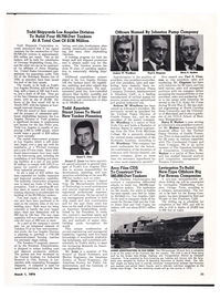 Maritime Reporter Magazine, page 9,  Mar 1974 North Carolina