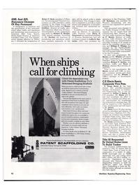 Maritime Reporter Magazine, page 10,  Mar 1974 Connecticut