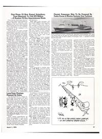 Maritime Reporter Magazine, page 13,  Mar 1974 Alaska
