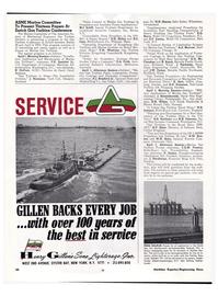 Maritime Reporter Magazine, page 30,  Mar 1974 California