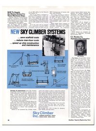 Maritime Reporter Magazine, page 32,  Mar 1974