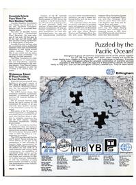 Maritime Reporter Magazine, page 33,  Mar 1974