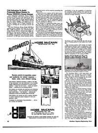 Maritime Reporter Magazine, page 38,  Mar 1974