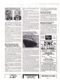 Maritime Reporter Magazine, page 46,  Mar 1974 Galan Arguello