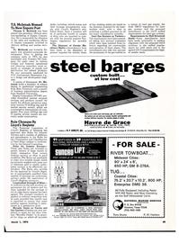 Maritime Reporter Magazine, page 47,  Mar 1974 Bruno R. W. Haskew