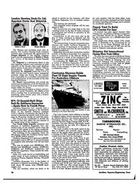 Maritime Reporter Magazine, page 48,  Mar 1974 Galan Arguello