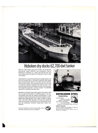 Maritime Reporter Magazine, page 3rd Cover,  Mar 1974 New York