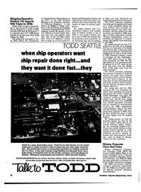 Maritime Reporter Magazine, page 8,  Apr 1974