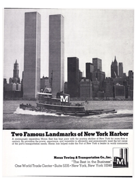 Maritime Reporter Magazine, page 9,  Apr 1974 Port of New York