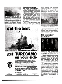Maritime Reporter Magazine, page 10,  Apr 1974 New York