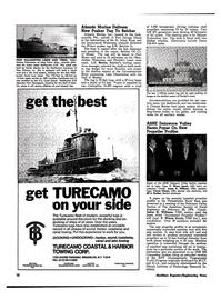 Maritime Reporter Magazine, page 10,  Apr 1974