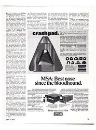 Maritime Reporter Magazine, page 13,  Apr 1974