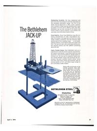 Maritime Reporter Magazine, page 19,  Apr 1974
