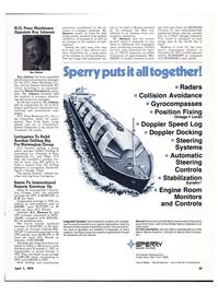 Maritime Reporter Magazine, page 34,  Apr 1974