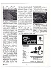 Maritime Reporter Magazine, page 42,  Apr 1974