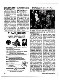 Maritime Reporter Magazine, page 43,  Apr 1974