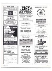 Maritime Reporter Magazine, page 48,  Apr 1974