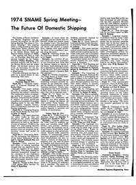 Maritime Reporter Magazine, page 10,  Apr 15, 1974