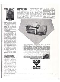 Maritime Reporter Magazine, page 13,  Apr 15, 1974