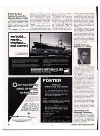 Maritime Reporter Magazine, page 22,  Apr 15, 1974
