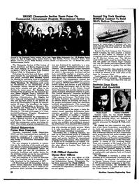 Maritime Reporter Magazine, page 25,  Apr 15, 1974