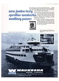 Maritime Reporter Magazine, page 32,  Apr 15, 1974