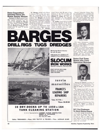 Maritime Reporter Magazine, page 41,  Apr 15, 1974
